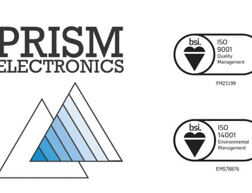 Prism Electronics Achieves ISO9001:2015 and ISO14001:2015