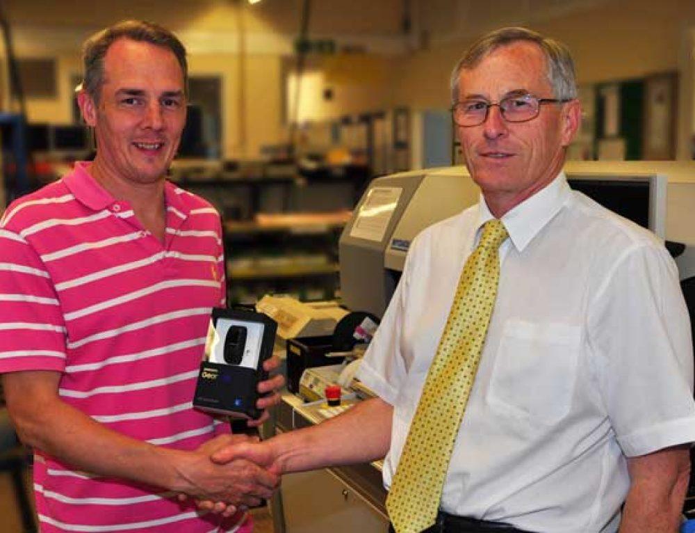 Prism Electronics IPC-610 Specialist long service award