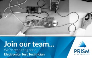 Electronics Test Technician