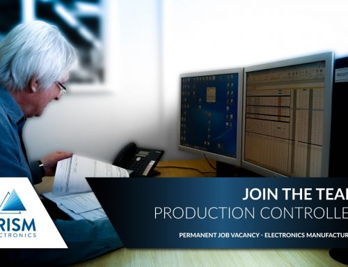Production Controller – Job Ref No.020200602