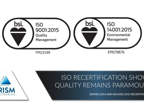 ISO Recertification Shows Quality Remains Paramount