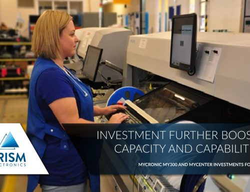 Investment Further Boosts Capabilities